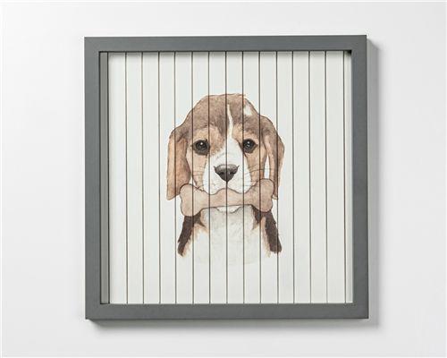 Quadro Cachorrinho Amigo Beagle