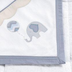 Cueiro Elefantinho Azul