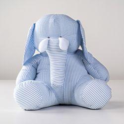 Elefantinho Azul Patchwork
