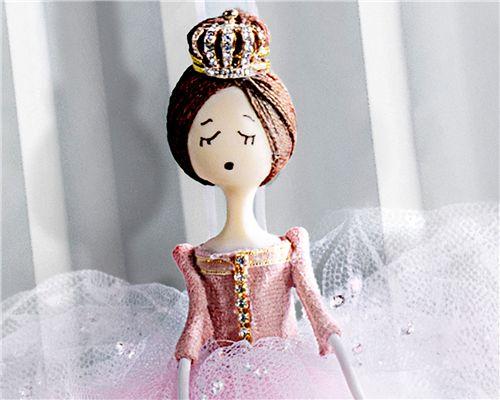 Pêndulo Cortina Bailarina Claire Rosé