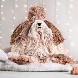 Cachorrinho Amigurumi Shih Tzu