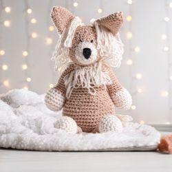 Cachorrinho Amigurumi Chihuahua