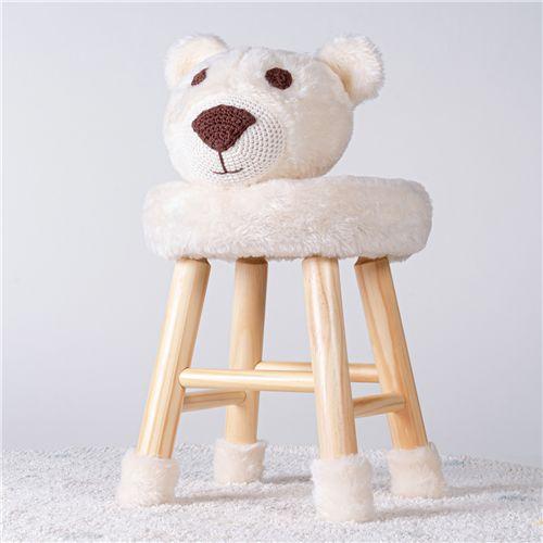 Banquinho Urso Boo
