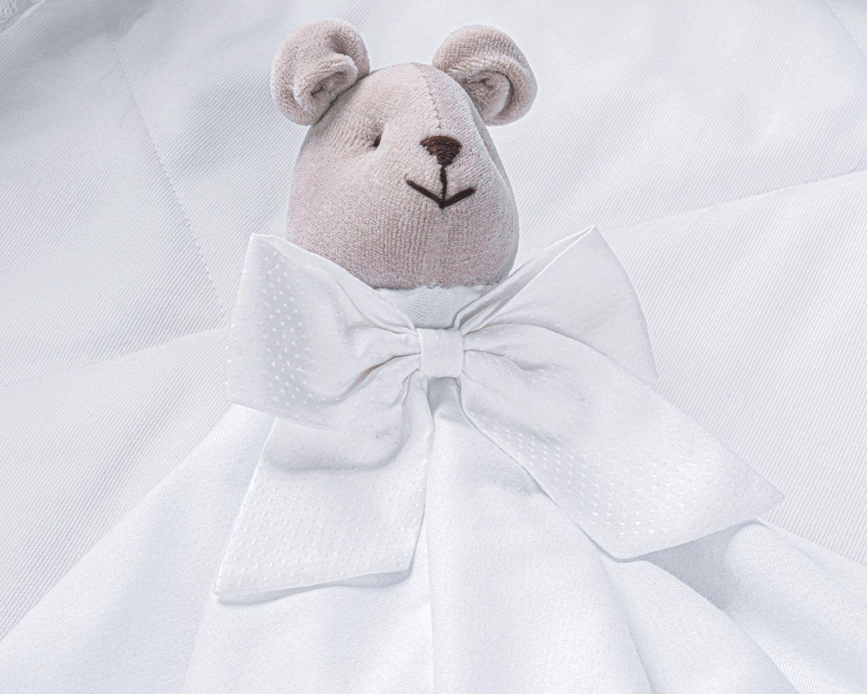 Urso naninha bebê crochê amigurumi - Artigos infantis - Parque das ...   1200x1500