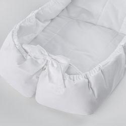Ninho para Bebê Multifuncional Branco