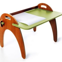 Mesa Montessoriana Gloop Verde
