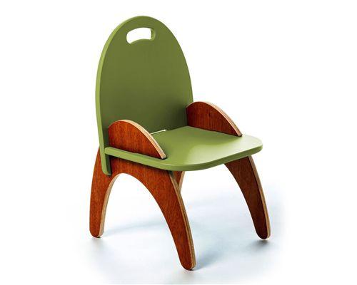 Cadeira Montessoriana Gloop Verde