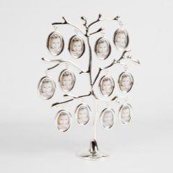 Porta Retrato Árvore Meu Primeiro Aninho