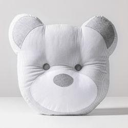 Almofada Urso Theodore Listrada 37cm