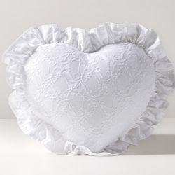 Almofada Coração Louise 29cm