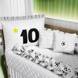 Kit Berço Trança Camisa 10 Futebol