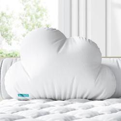 Almofada Nuvem Branca 38cm