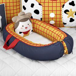 Ninho para Bebê Redutor de Berço Toy Story Woody