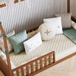 Kit Montessoriano Solteiro Safári Baby