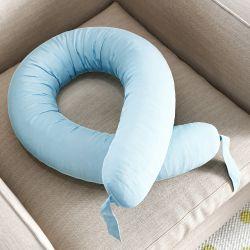 Almofada Mami Protetora 3 em 1 Azul 2m