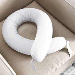 Almofada Mami Protetora 3 em 1 Branco 2m