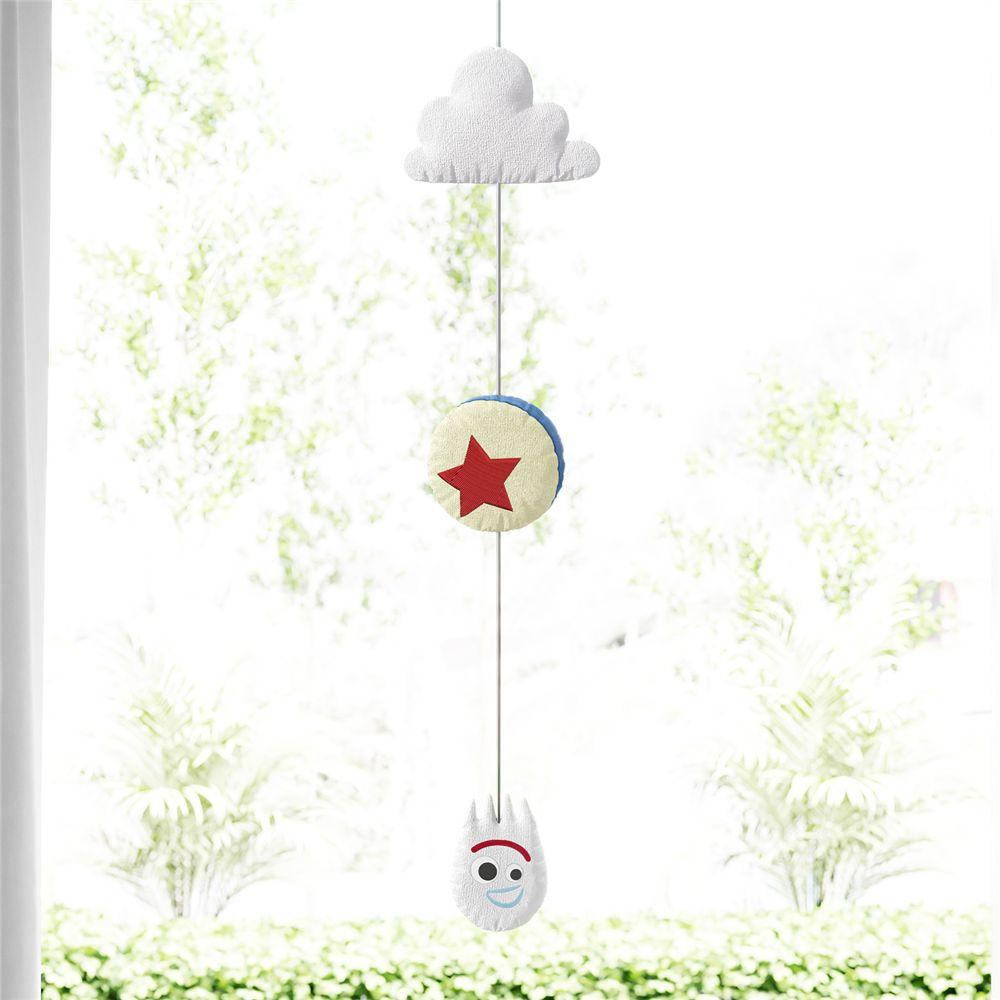 Pêndulo Cortina Bebê Toy Story Grão de Gente