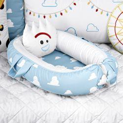 Ninho para Bebê Redutor de Berço Toy Story Garfinho
