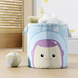 Cesto Organizador para Brinquedos Toy Story Buzz Lightyear