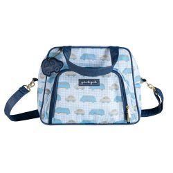 Bolsa Maternidade Carrinhos Azul Marinho M