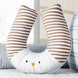 Almofada Amamentação Pinguim Arca dos Bichinhos