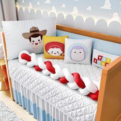 Kit Berço Trança Toy Story