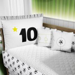 Kit Berço Camisa 10 Futebol