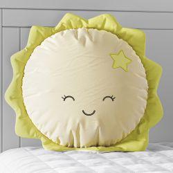 Almofada Amiguinho Sol Amarelo 30cm