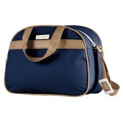 Bolsa Maternidade Nápoles Azul Marinho 35cm