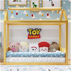 Kit Montessoriano Amiguinhos Toy Story Betty, Jessie, Garfinho, Porquinho e Bala no Alvo