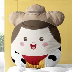Almofada Amiguinho Woody Toy Story 38,5cm