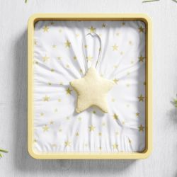 Lembrancinha Maternidade Mon Petit Estrela Amarelo