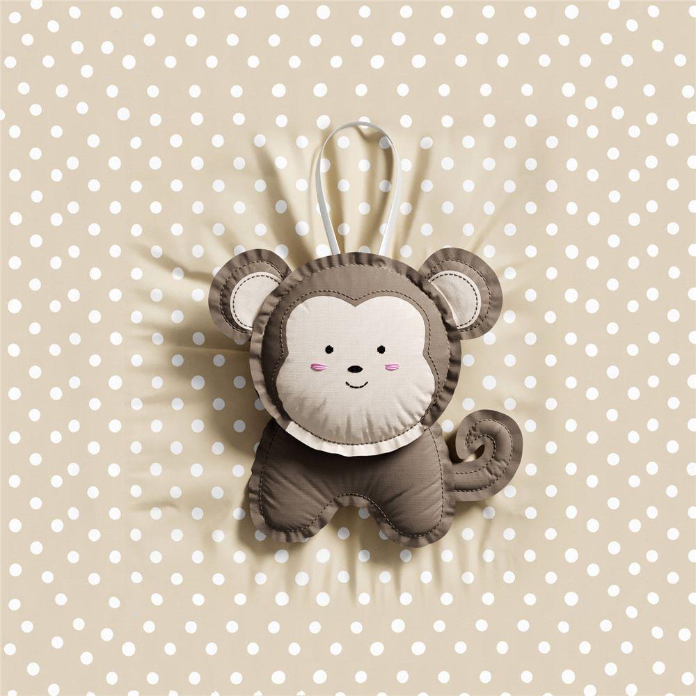 Lembrancinha Maternidade Mon Petit Macaco Grão de Gente