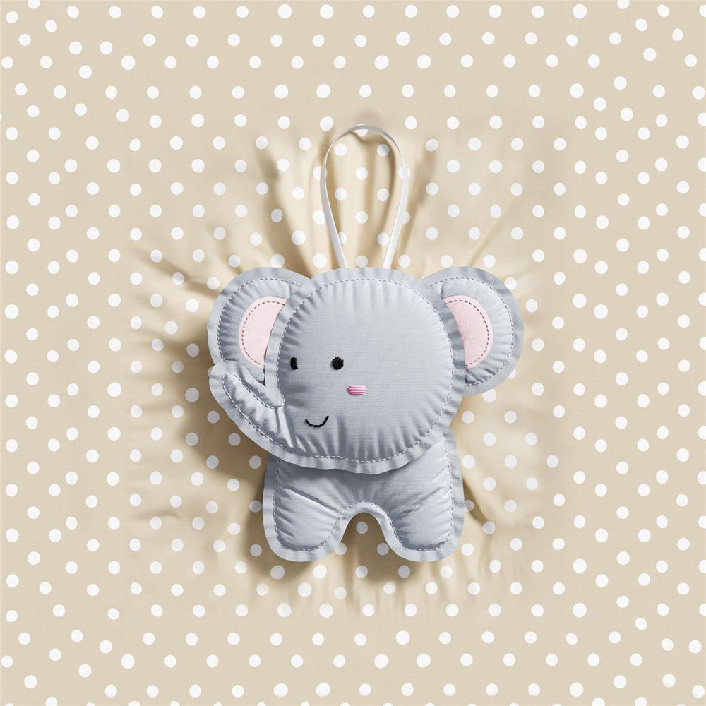 Lembrancinha Maternidade Mon Petit Elefante Grão de Gente