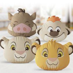 Almofadas Amiguinhos O Rei Leão
