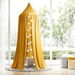 Tenda Dossel Amarelo Mostarda