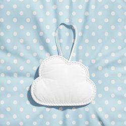 Lembrancinha Maternidade Mon Petit Nuvem Branco