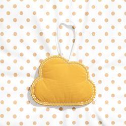 Lembrancinha Maternidade Mon Petit Nuvem Amarelo