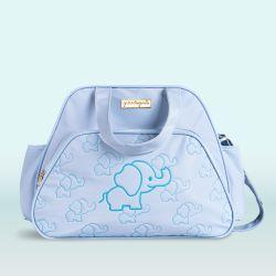 Bolsa Maternidade Elefantinho Azul