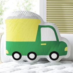 Almofada Caminhão Verde 37cm