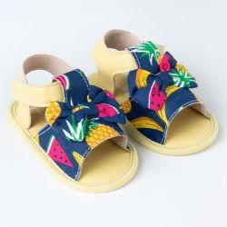 Sandália de Bebê Abacaxi Frutinha