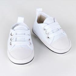 Tênis Bebê Casual Branco