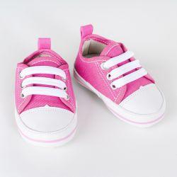 Tênis Bebê Casual Pink