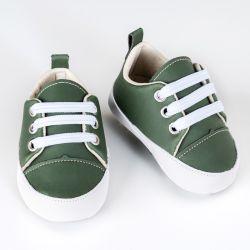 Tênis Bebê Passeio Verde
