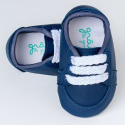 Tênis Bebê Classic Azul Marinho
