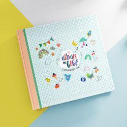 Livro Álbum do Bebê Meu Primeiro Aninho