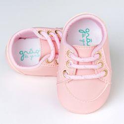 Tênis Bebê Classic Rosé