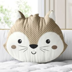 Almofada Amiguinho Esquilo 32cm