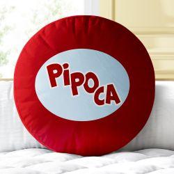 Almofada Redonda Pipoca 30cm