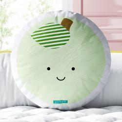 Almofada Maçã Verde Baby